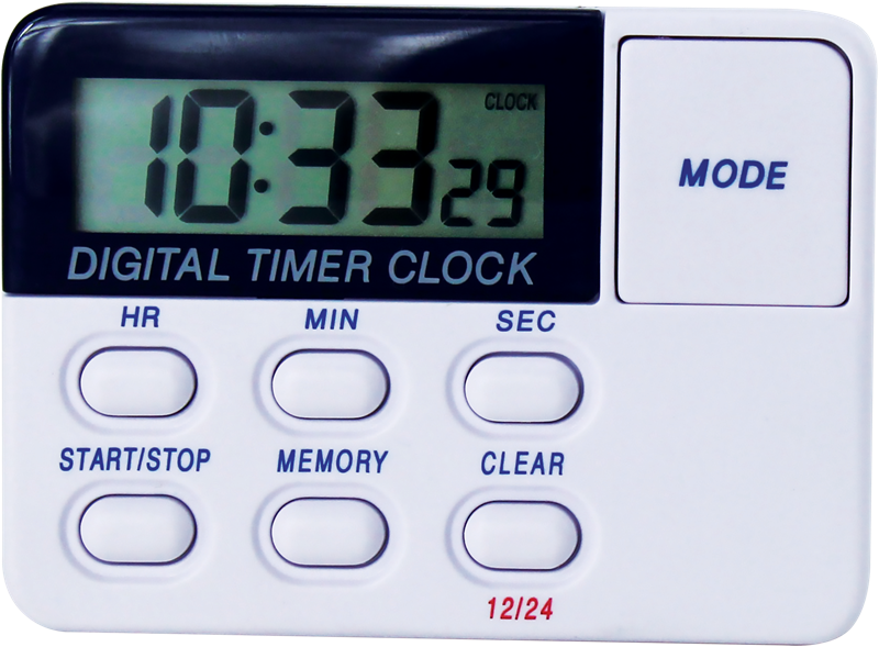 Digital 24hr Timer/Clock