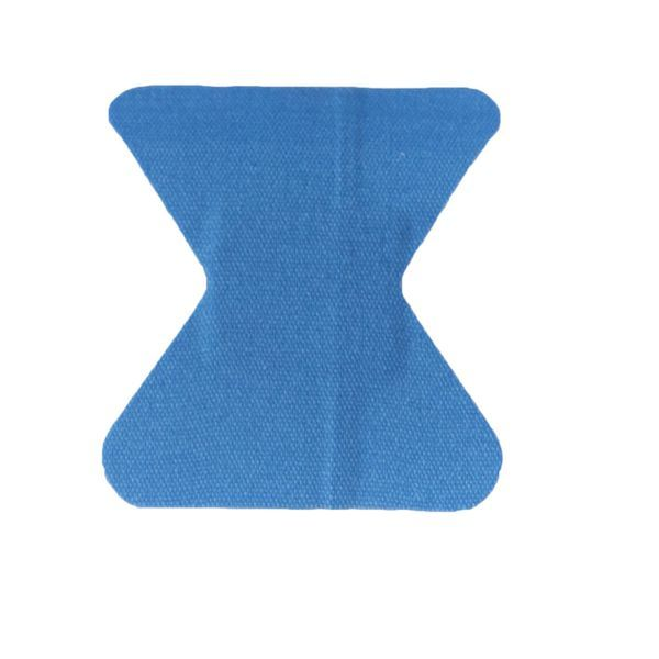 Blue Bandages - Fingertip - Pack of 25