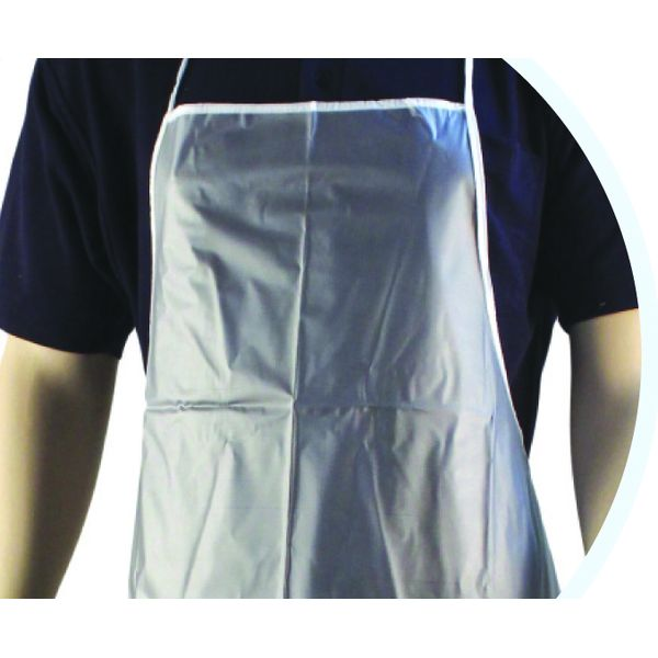 PVC Apron 580 x 970mm Transparent