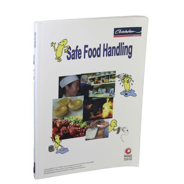 Safe Food Handling Book
