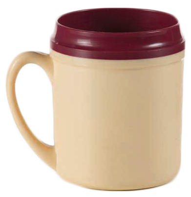 Insulated Single Handled Beverage Mug