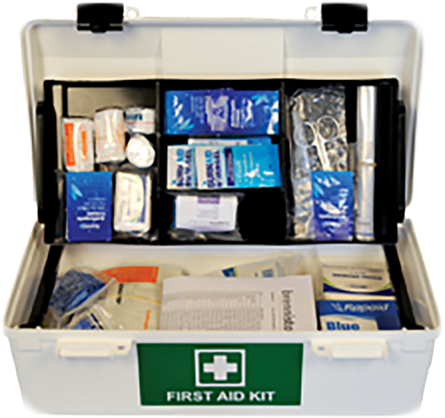 First Aid Restaurant Kit