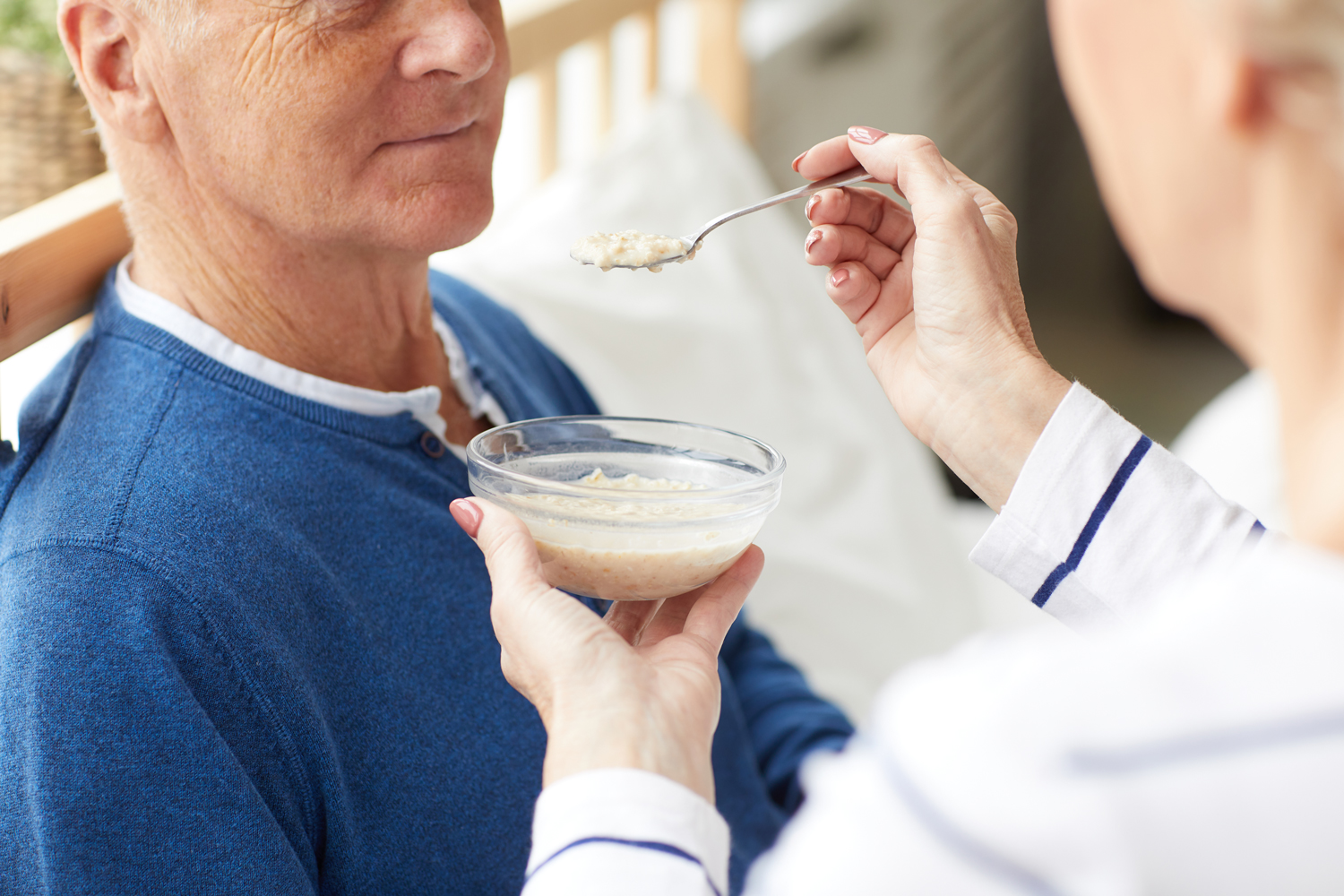 Understanding your food labelling responsibilities for patients with dysphagia