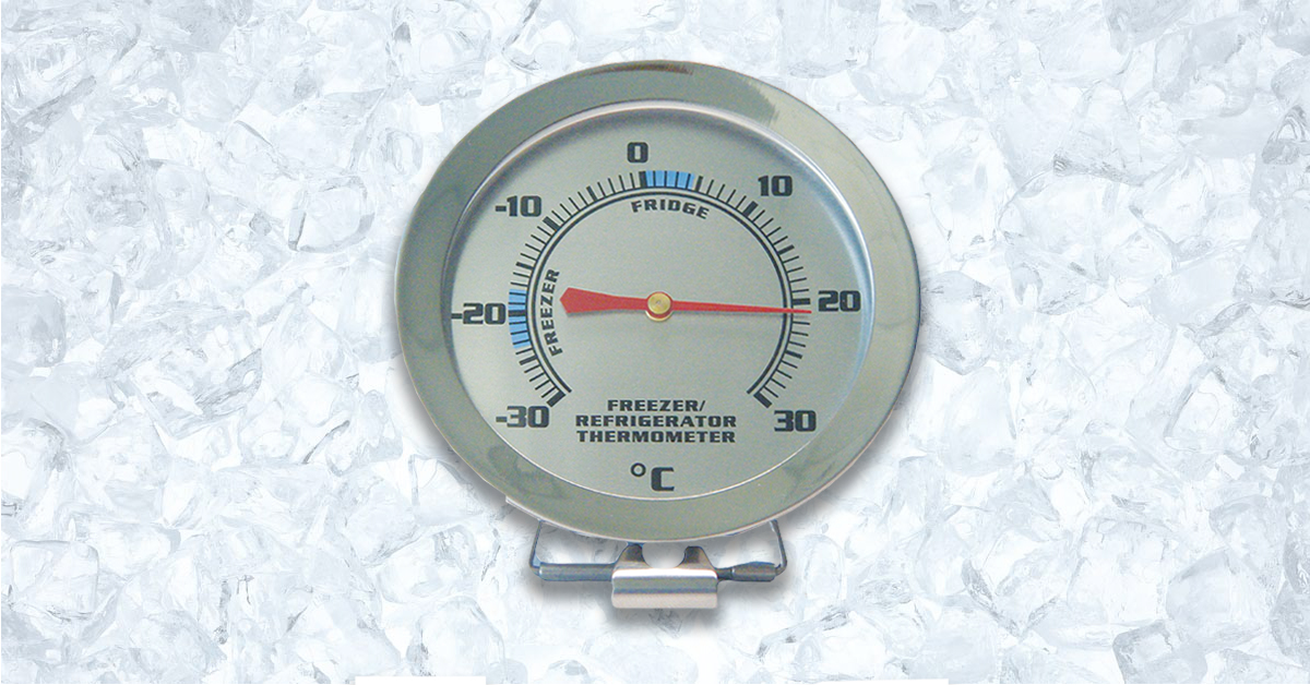 How Accurate Freezer Thermometers Reduce Kitchen Wastage