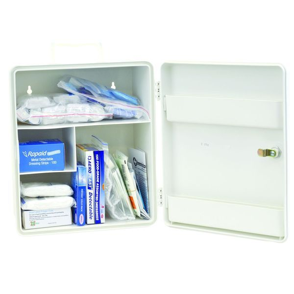 First Aid Wall Mount Kit
