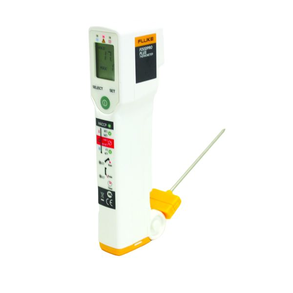 HACCP Infrared Thermometer with Probe