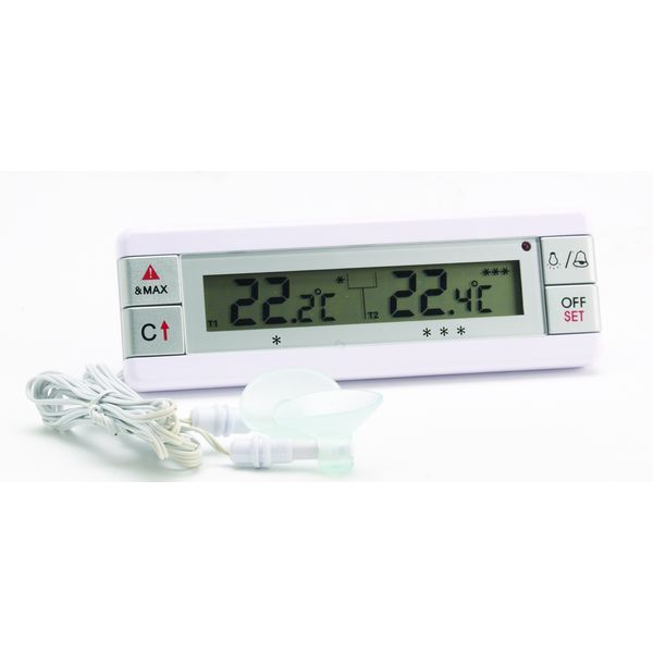 Fridge/Freezer Alarm Thermometer