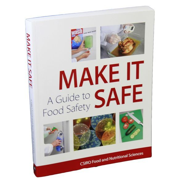 Make It Safe - A Guide To Food Safety Book