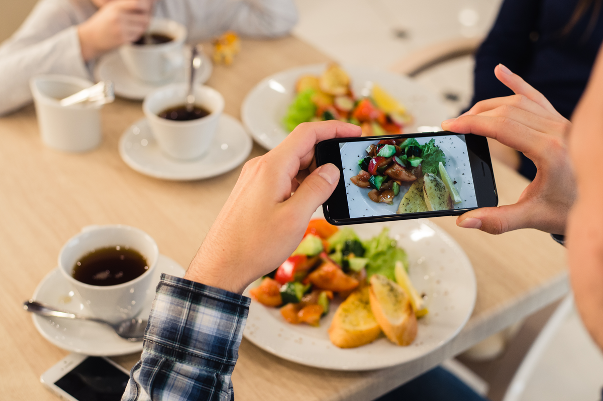 Food Safety – Hold the Phone!