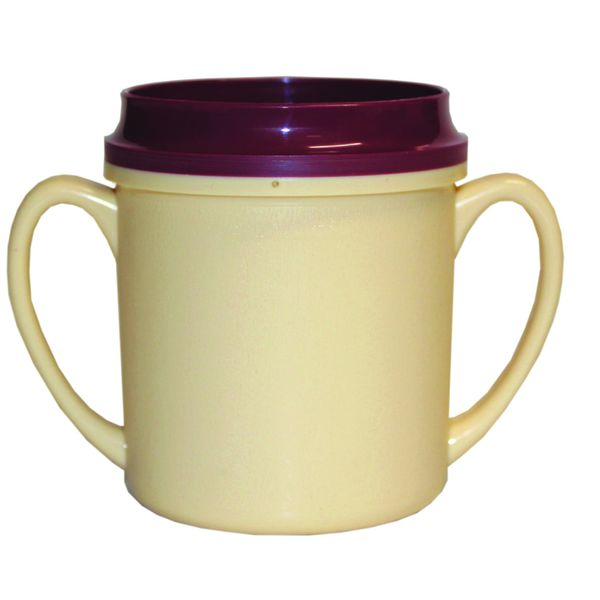 Insulated Double Handled Mug - 250ml