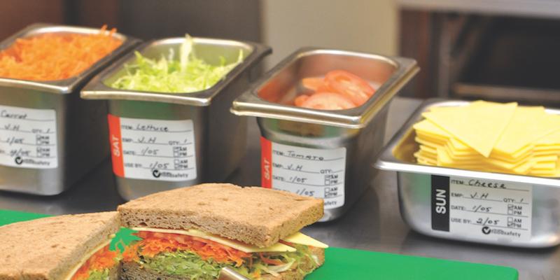 10 Food Safety Storage Tips