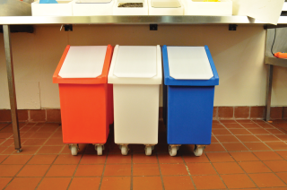 Ingredient Bins - Mobile