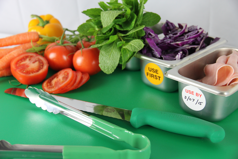 How effective food labelling improves safety, efficiency and waste reduction
