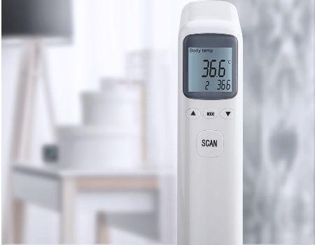 Body Testing Infrared Thermometer