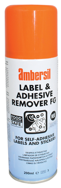 Label Adhesive Remover - 200ml