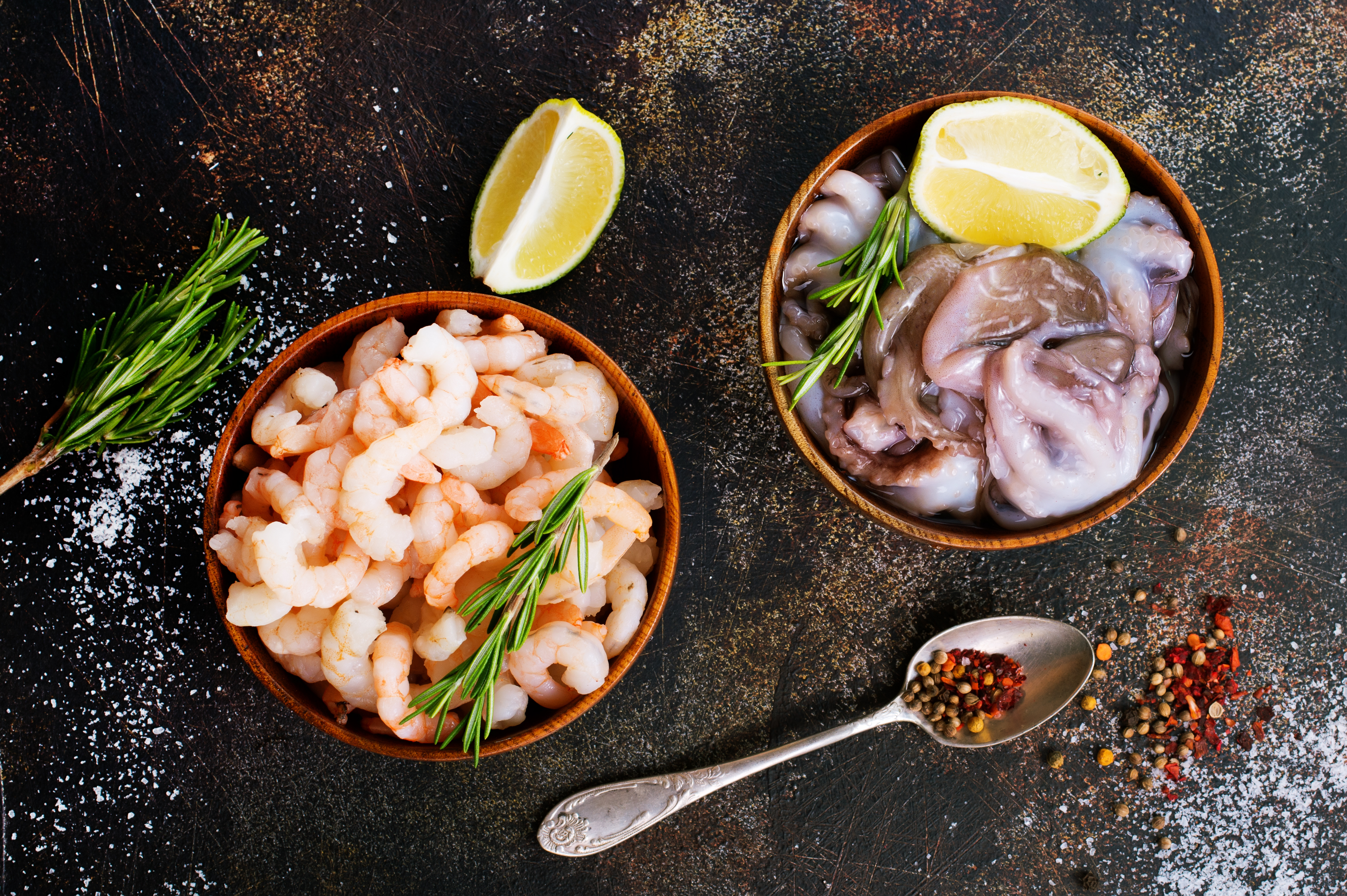 Seafood… It's Best to Play it Safe