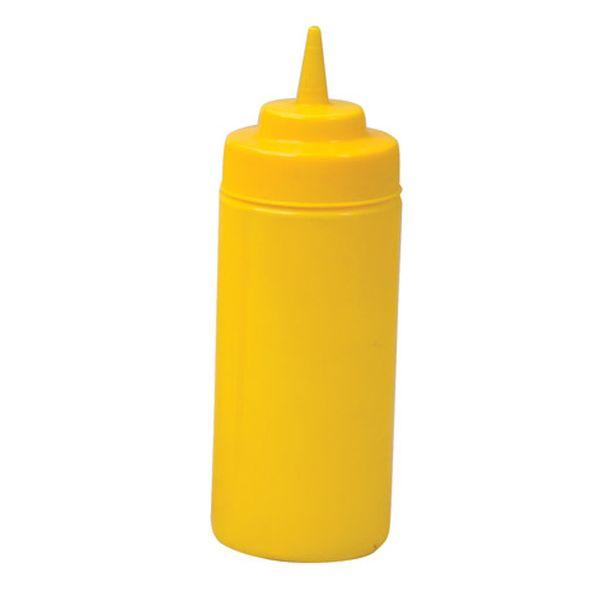 Squeeze Bottle 472ml Opaque - Yellow - 31602.jpg