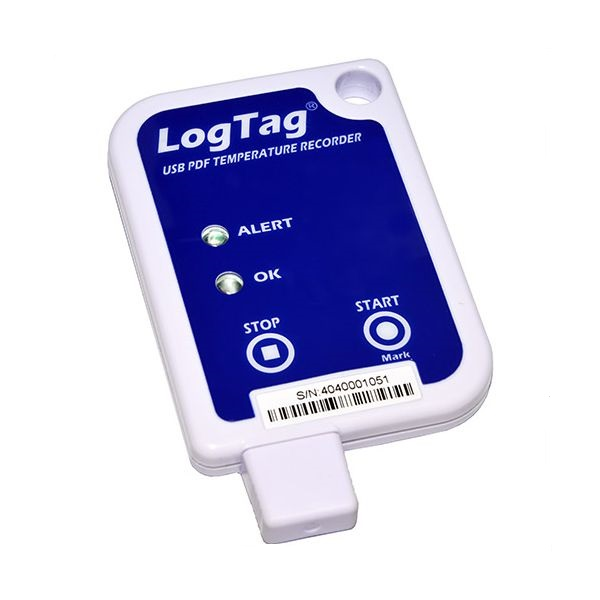 LogTag Data Logger with USB Connection