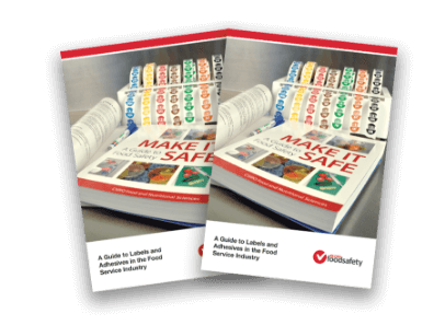 Download our free E-Guide to Food Safety Preparation in your workplace