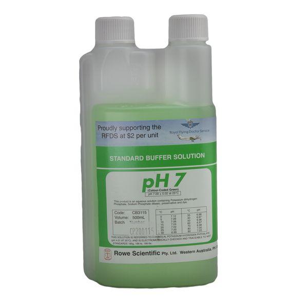 pH Meter Solution pH7 - 500ml